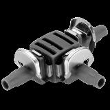 "Gardena Micro-Drip-System T-elem, 4.6 mm (3/16""), 10db/csomag"