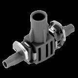"Gardena Micro-Drip-System T-elem permetező fúvókákhoz, 4.6 mm (3/16""), 5db/csomag"