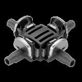 """Gardena Micro-Drip-System keresztelem, 4.6 mm (3/16""""), 10db/csomag"""