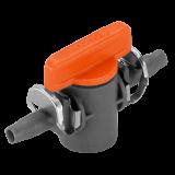 """Gardena Micro-Drip-System zárószelep, 4.6 mm (3/16""""), 2db/csomag"""