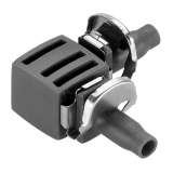 "Gardena Micro-Drip-System L-elem, 4.6 mm (3/16""), 10db/csomag"