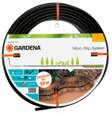 Gardena Micro-Drip-System föld alatti csepegtetőcső, bővítő készlet, 13.7 mm, 50m/tekercs