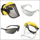 védőszemüvegek, arcvédők
