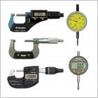 mikrométerek, mérőórák