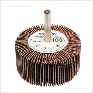 YATO csapos lamellás csiszoló 60x30mm P120 termék fő termékképe