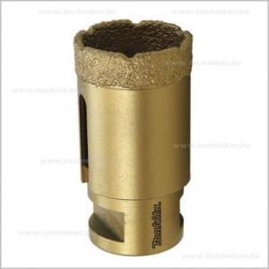 Gyémántfúró sarokcsiszolóra 27mm termék fő termékképe