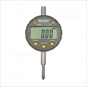 Berger digitális indikátor mérőóra termék fő termékképe