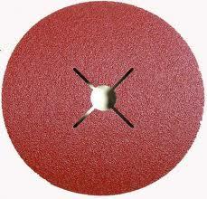 fíbertárcsa 125/P60 termék fő termékképe