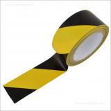 jelölőszalag fekete-sárga