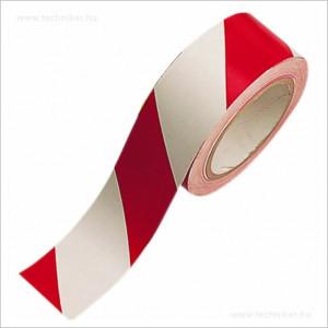 jelölőszalag piros-fehér termék fő termékképe