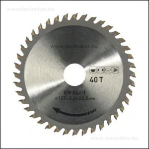 125mm-es fűrészlap termék fő termékképe