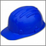 munkavédelmi sisak kék