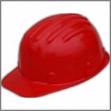 munkavédelmi sisak piros
