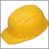 munkavédelmi sisak sárga
