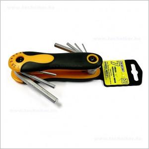 7r. bicska imbusz kulcs készlet termék fő termékképe