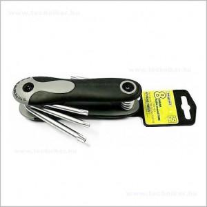 8r. bicska torx kulcs készlet termék fő termékképe