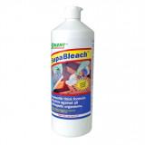 4% nátrium-hipokloroid tartalmú oldat, mosdók, lefolyócsövek, konyhai kiöntők tisztán tartásához.