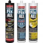 Soudal Fix ALL® tömítő-ragasztók