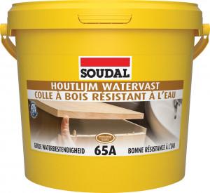 Soudal 65A vízálló faragasztó, 5kg termék fő termékképe