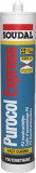 Soudal Purocol Express poliuretán építőipari ragasztó, 310ml