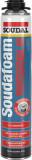 Soudal Soudafoam Gun Professional 60 pisztolyhab, 750 ml