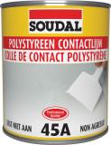 Soudal 45A kontakt ragasztó polisztirolhoz, 750 ml