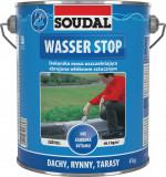 Soudal Wasser Stop vízálló, üvegszál erősítésű tetőjavító máz,4kg