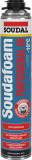 Soudal Soudafoam Gun Professional 60 téli pisztolyhab, 750 ml
