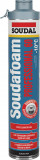 Soudal Soudafoam Professional 60 téli pisztolyhab (click), 750 ml