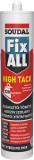Soudal Fix ALL® High Tack tömítő-ragasztó, 290 ml