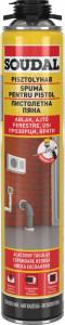 Soudal DIY Yellow pisztolyhab, 750 ml termék fő termékképe