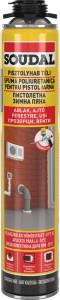 Soudal DIY Yellow pisztolyhab (téli), 750 ml termék fő termékképe