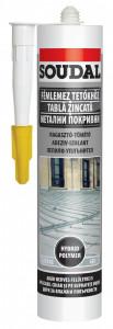 Soudal COLOZINC tetőlemez tömítő, 280 ml termék fő termékképe