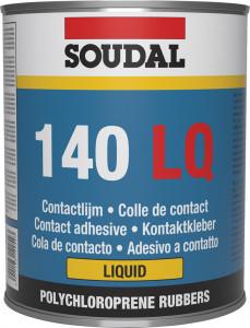 Soudal 140 LQ kontakt ragasztó, 750ml termék fő termékképe
