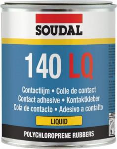 Soudal 140 LQ kontaktragasztó, 50 ml termék fő termékképe