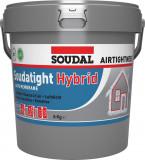 Soudal Soudatight Hybrid légtömör és csapóesőálló folyékony membrán,6 kg