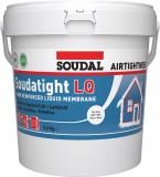 Soudal Soudatight LQ légtömör és párazáró folyékony membrán,4.5 kg,fehér