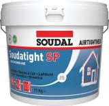 Soudal Soudatight SP légtömör és párazáró folyékony membrán,11kg,fehér