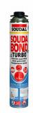 Soudal Soudabond Turbo ragasztóhab, pisztolyos, 750 ml