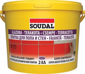 Soudal 24A csemperagasztó, 15 kg termék fő termékképe