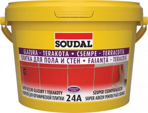 Soudal 24A csemperagasztó, 5 kg termék fő termékképe