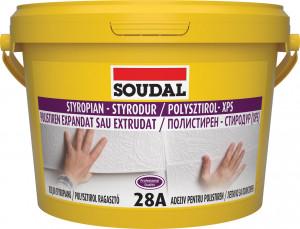 Soudal 28A polisztirolragasztó, 15 kg termék fő termékképe