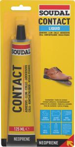 Soudal 44A kontakt ragasztó,125ml termék fő termékképe