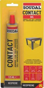 Soudal 46A - Tixotróp kontakt ragasztó,125ml termék fő termékképe