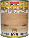Soudal 69A alkoholbázisú parkettaragasztó, 5 kg
