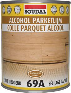 Soudal 69A alkoholbázisú parkettaragasztó, 5 kg termék fő termékképe