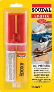 Soudal 82A Epofix epoxy ragasztó, 24 ml termék fő termékképe