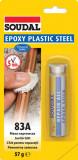 Soudal 83A Epoxy gyurmaragasztó, 57 g