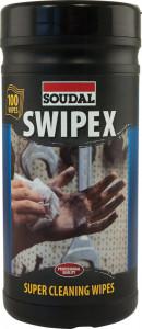Soudal Swipex ipari tisztítókendő,100db/csomag termék fő termékképe