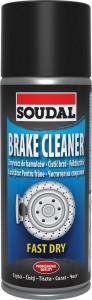 Soudal Féktisztító spray, 400ml termék fő termékképe